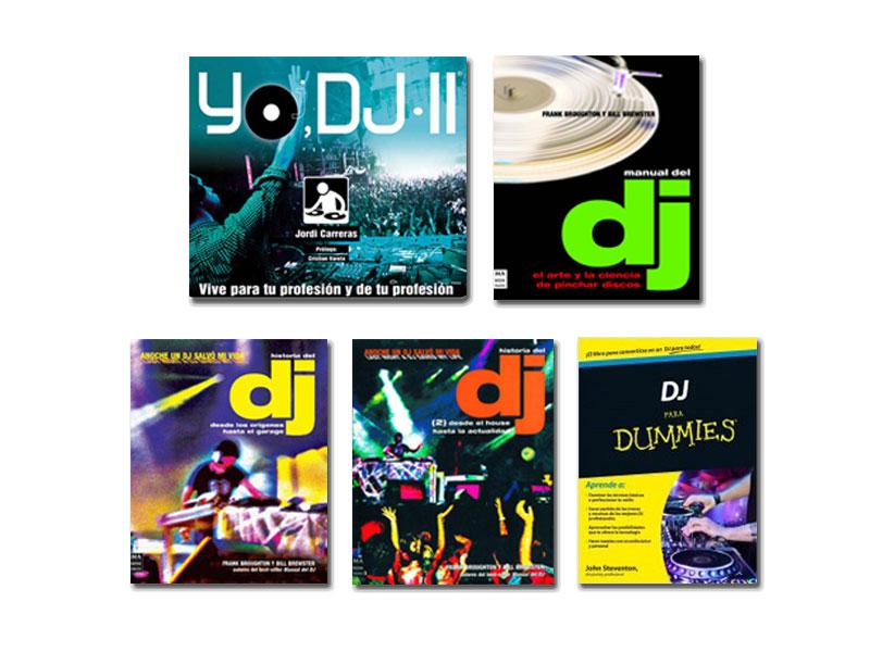 Los 5 libros en español que todo DJ debería leer