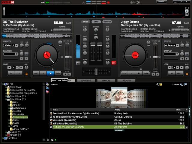Скачать Atomix Virtual DJ Pro 7.0.5 Build 370 Portable by.