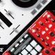 Vestax VCI-380 disponible en rojo y en blanco en edición limitada