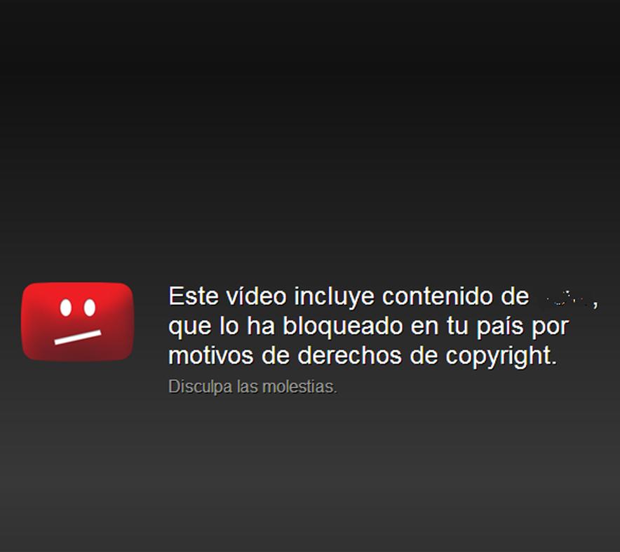 Cómo solucionar los problemas de copyright al subir música a Youtube