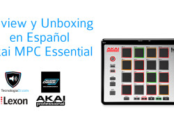 Review y Unboxing en español del AKAI MPC Element