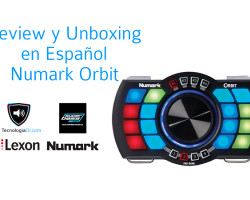 Review y Unboxing en español del Numark Orbit