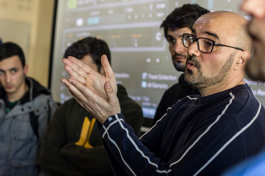 Entrevista Roque Molina, autor del libro Yo Traktor