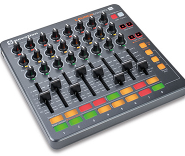 Nuevo controlador Novation Launch Control XL