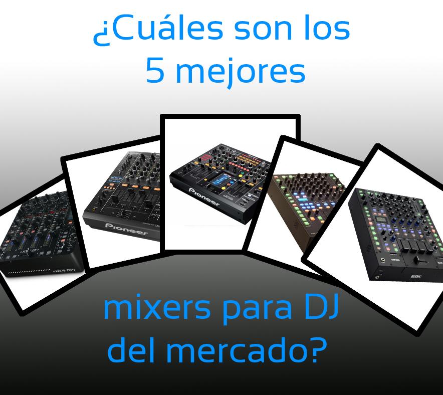 Cu les son los 5 mejores mixers para dj del mercado - Los mejores sofas del mercado ...