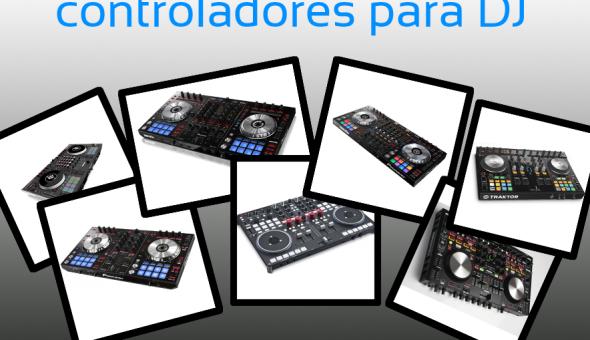 ¿Cuáles son los 7 mejores controladores para DJ del mercado? Edición 2014