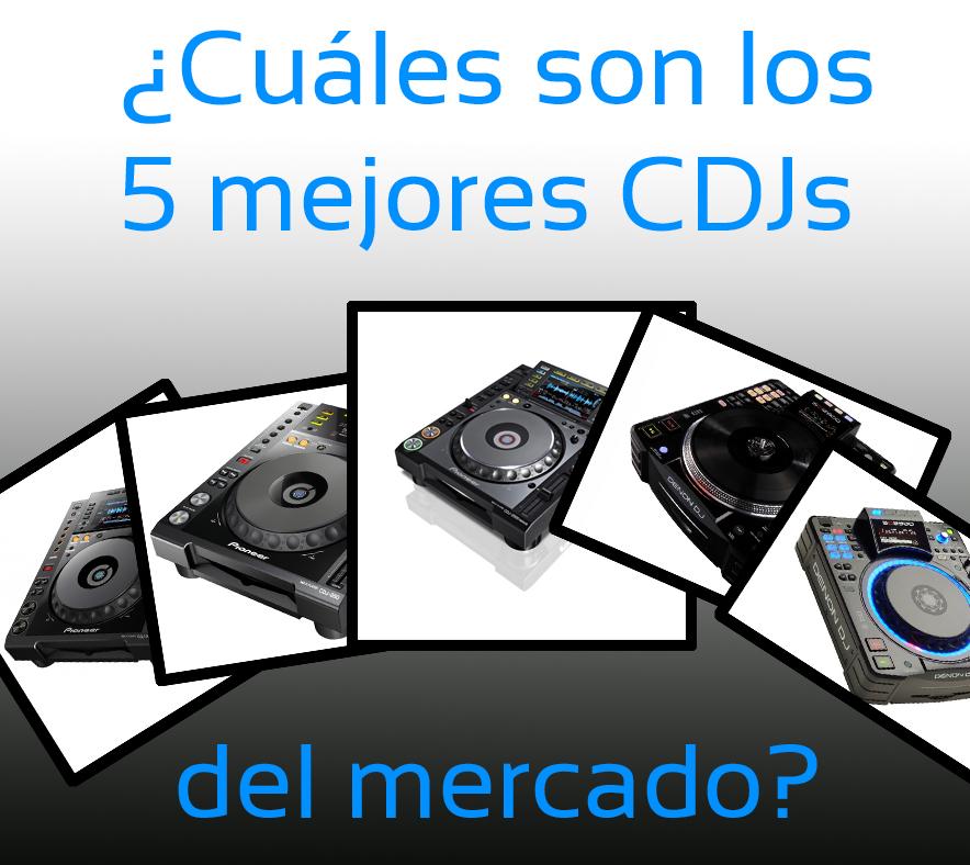 Cu les son los 5 mejores cdjs del mercado edici n 2014 - Los mejores sofas del mercado ...