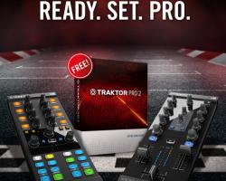 Ready. Set. Pro., Traktor Kontrol X1 MKII o Traktor Kontrol Z1 ahora vienen con Traktor Pro gratis