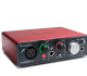 Nueva interface de audio Focusrite Scarlett Solo