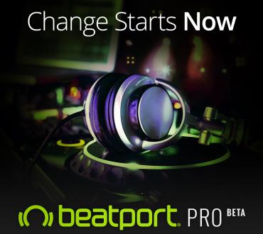 Beatport Pro, nuevo diseño en versión beta