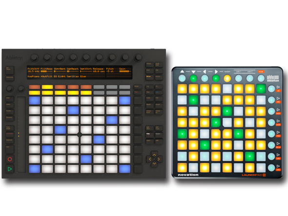 how to setup 2 launchpad on ableton live 9