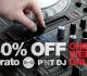 Serato Pitch 'N Time DJ rebajado un 30%