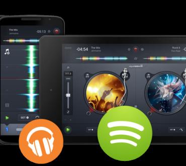 djay 2 de Algoriddim ahora disponible para Android