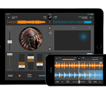 Mixvibes publica Cross DJ 2.0 para iOS