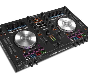 Nuevo controlador Denon MC40000