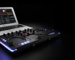 Nuevo controlador Korg Kaoss DJ Controller