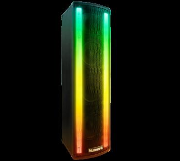 Numark Lightwave, altavoces con iluminación incorporada