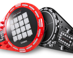 CASIO entra en el mercado de equipos para DJ