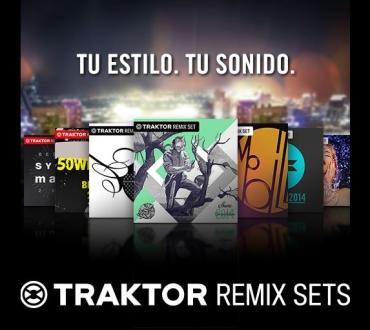 Native Instruments comercializa 7 nuevos Remix Sets para Traktor