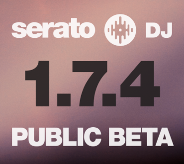 Serato DJ 1.7.4 en versión beta ya disponible totalmente en español