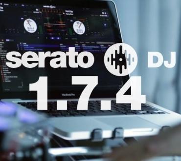 Nueva y completísima versión Serato DJ 1.7.4