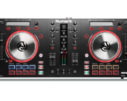 Video demo Numark Mixtrack Pro 3