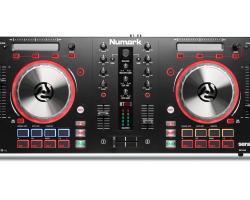 Video demo Numark Mixtrack Pro 3