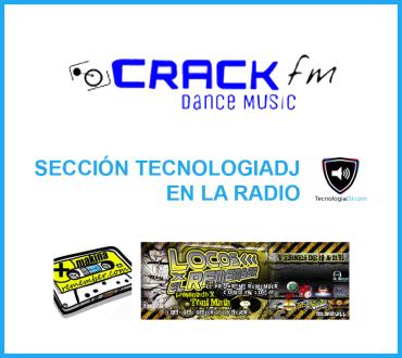 Sección TecnologiaDJ.com en la radio – 26/06/2015