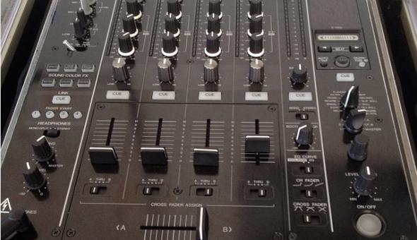 Pioneer DJM-900 Nexus, el mixer para DJ más completo del mercado