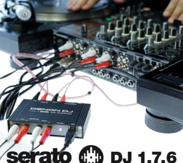 Publicado Serato DJ 1.7.6 con soporte nativo para la interface Denon DS1