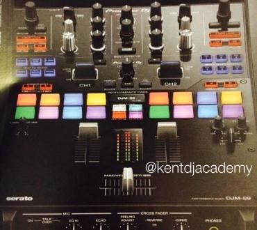 Confirmado, Pioneer DJM-S9 nuevo mixer turntablism