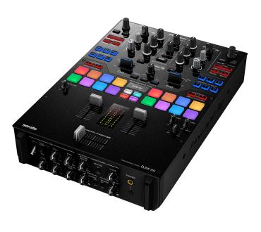 Presentado oficialmente el nuevo mixer Pioneer DJM-S9