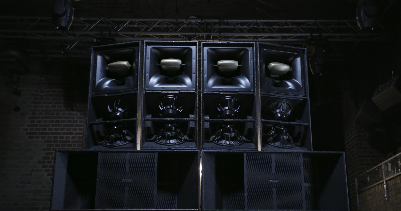 Pioneer Pro Audio presenta sus nuevos altavoces XY-3B y XY-2