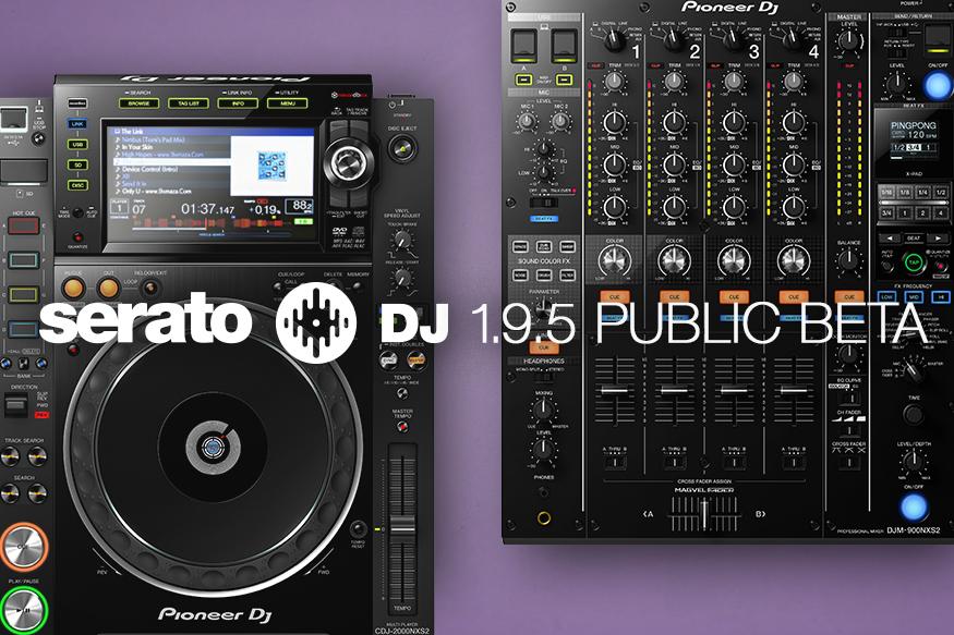 Liberada versión Serato DJ 1.9.5 beta pública