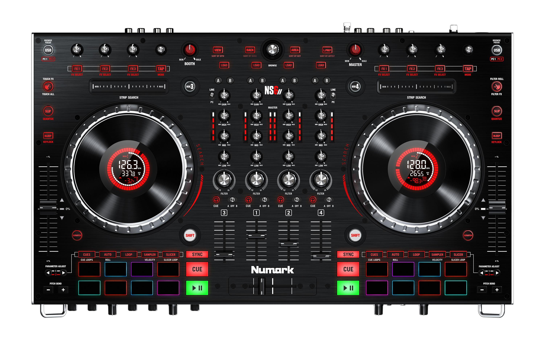Numark NS6II, la esperada renovación de un controlador para DJ clásico