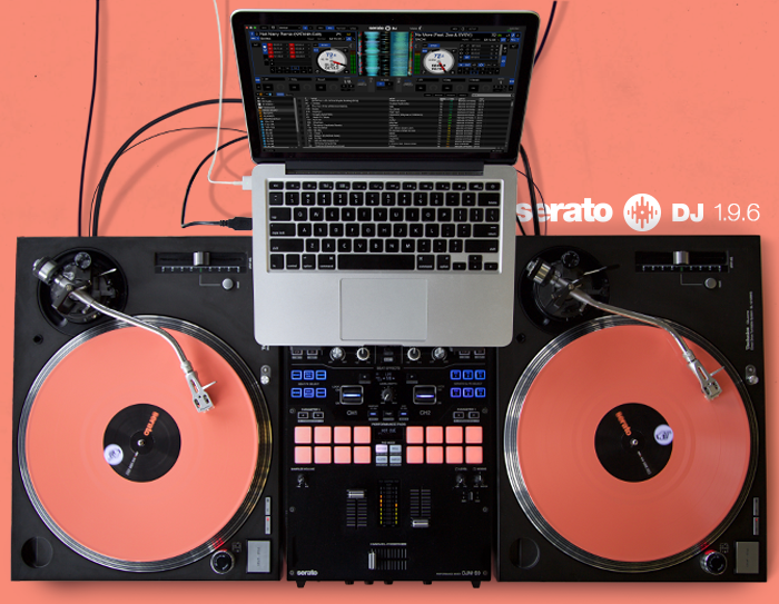 Serato DJ 1.9.6 ya está disponible