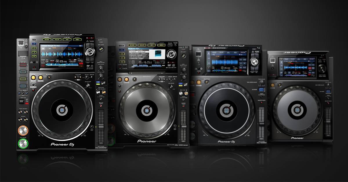 Nuevos firmwares disponibles para el Pioneer CDJ-2000NXS2, Pioneer CDJ-2000NXS, Pioneer XDJ-1000Mk2 y Pioneer XDJ-1000
