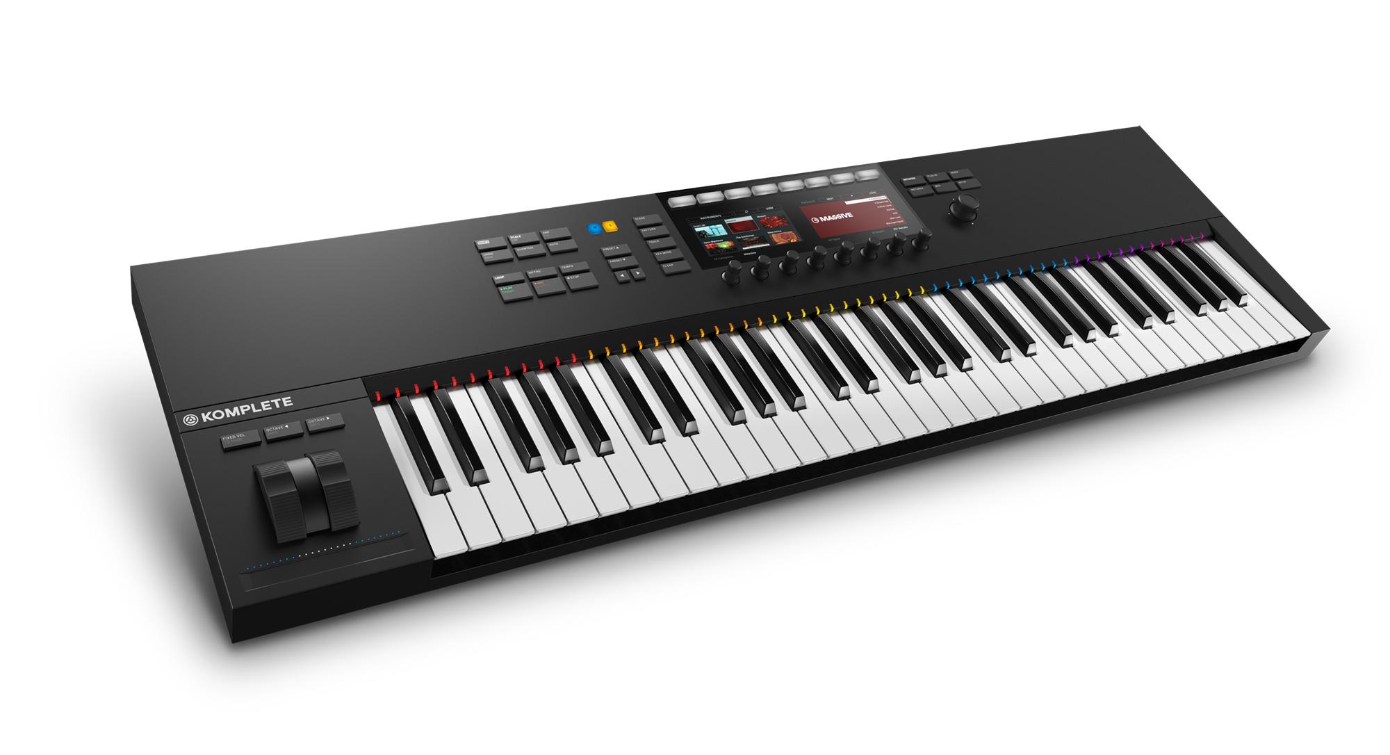 Nuevos teclados Komplete Kontrol de Native Instruments