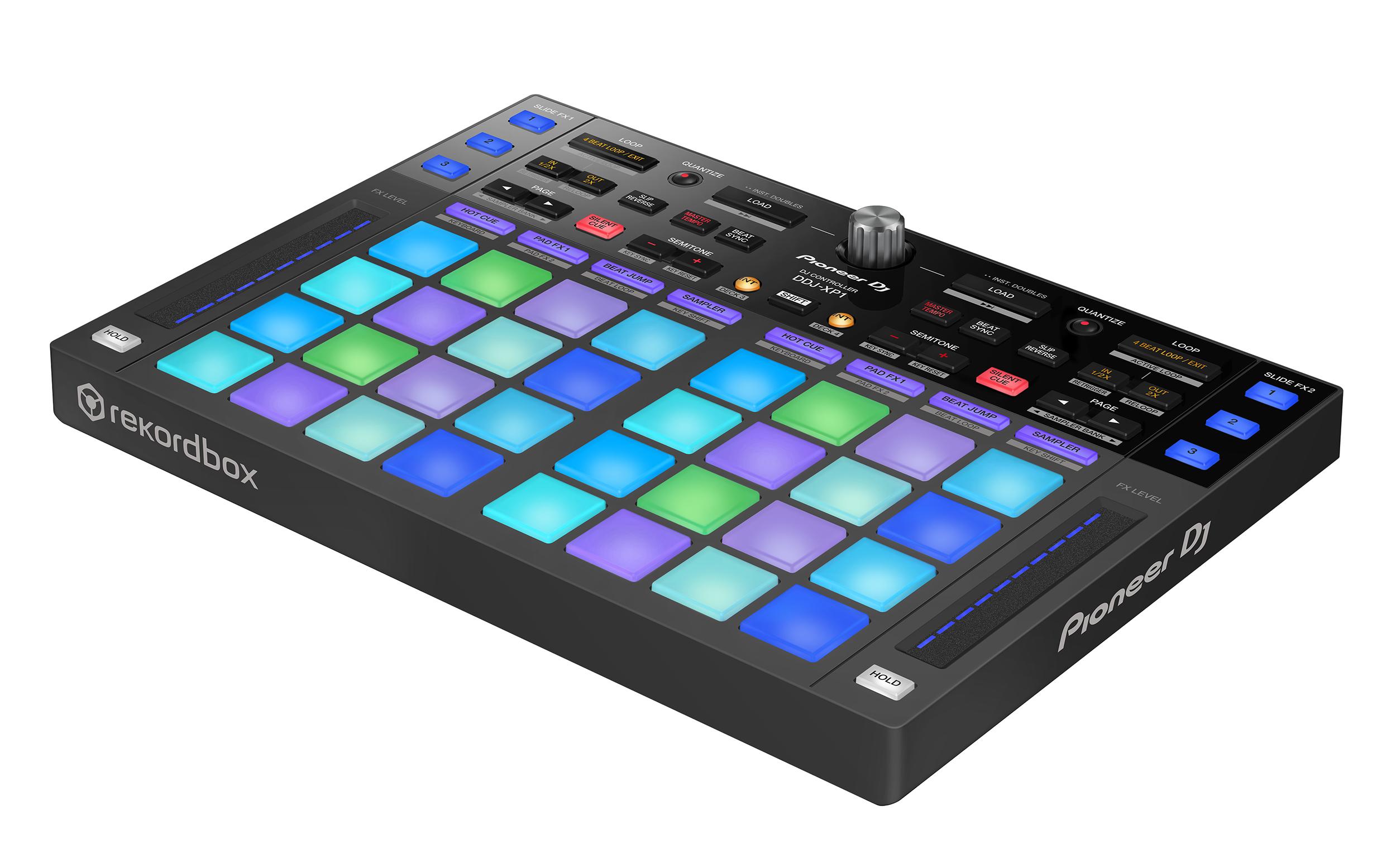 Pioneer DDJ-XP1, nuevo controlador de pads de Pioneer DJ