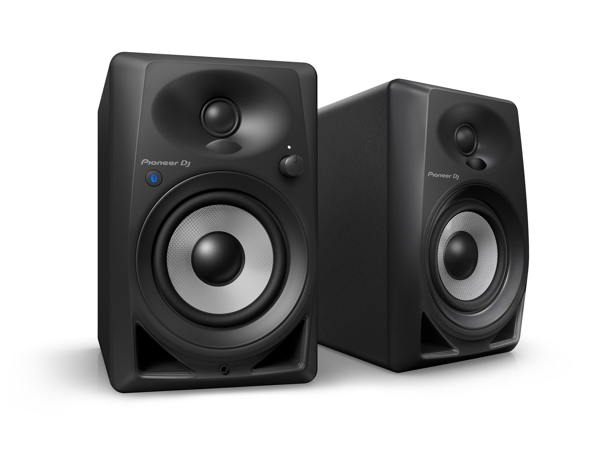 Pioneer DM-40BT, nuevos monitores de Pioneer DJ con Bluetooth