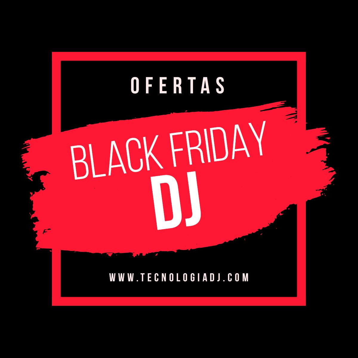 Ofertas Black Friday para DJs 2017